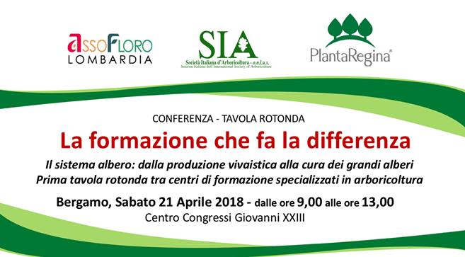 La formazione che fa la differenza. Convegno il 21 Aprile a Bergamo