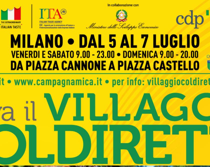 Al Villaggio Coldiretti di Milano un workshop sul florovivaismo italiano