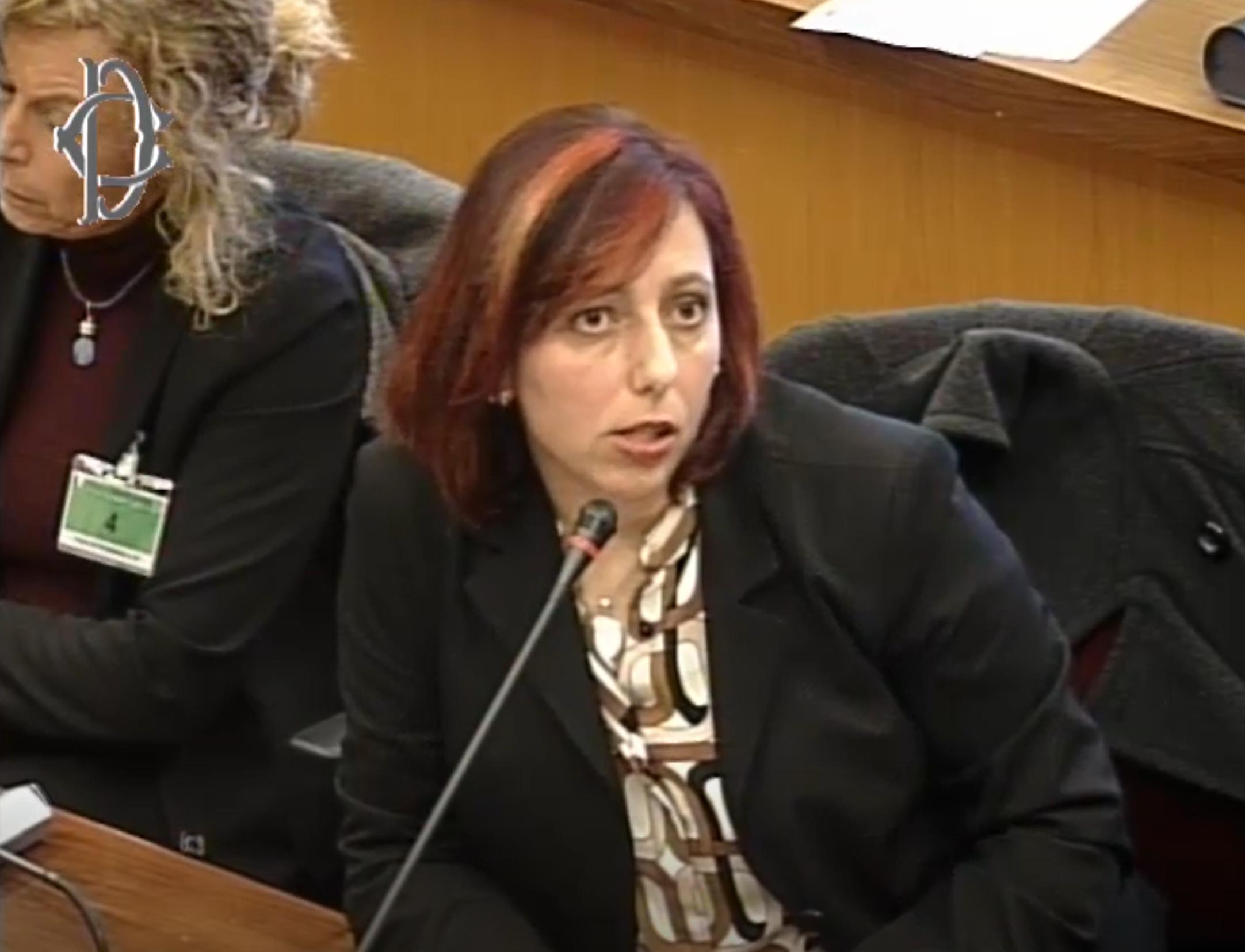 Audizione alla XIII Commissione Agricoltura della Camera dei deputati. Intervento della Presidente di Assofloro Nada Forbici