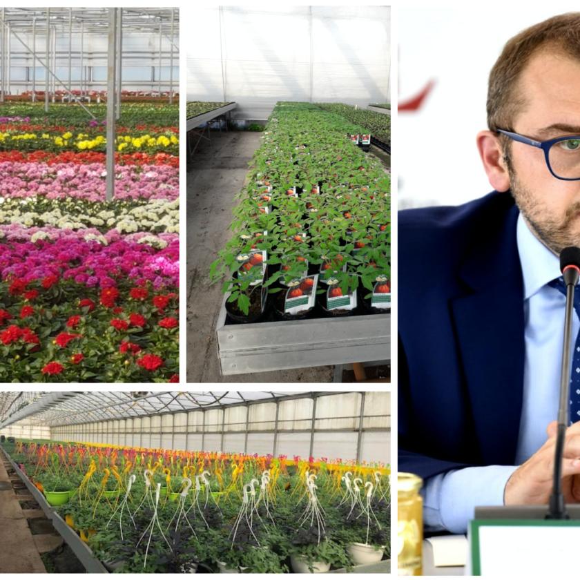Rolfi (Regione Lombardia): chiesti al Governo 800 milioni per il florovivaismo italiano, a compensazione delle produzioni al macero e per proroga scadenze di un anno