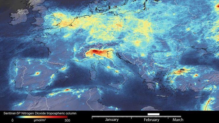 Inquinamento atmosferico e diffusione di Coronavirus nella popolazione: esiste una correlazione? Analisi del CNR – Istituto per la BioEconomia