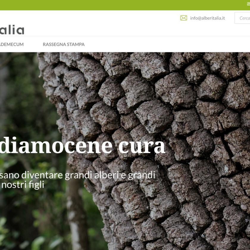 AlberItalia: la Fondazione per dare rigorosità scientifica alle attività di forestazione urbana