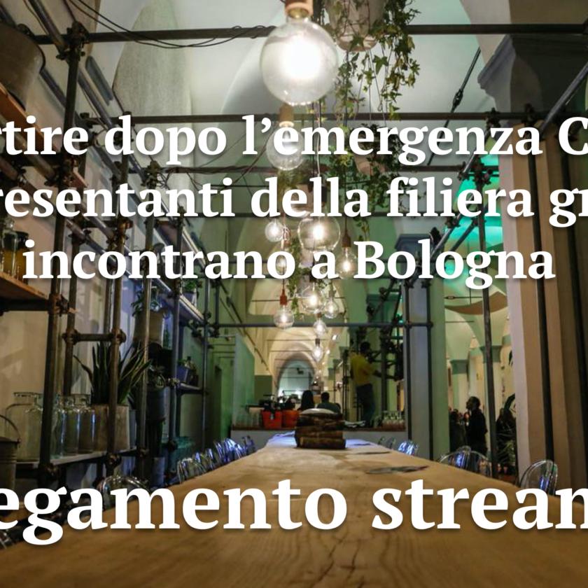 Conferenza ASSOFLORO di Bologna trasmessa in diretta streaming