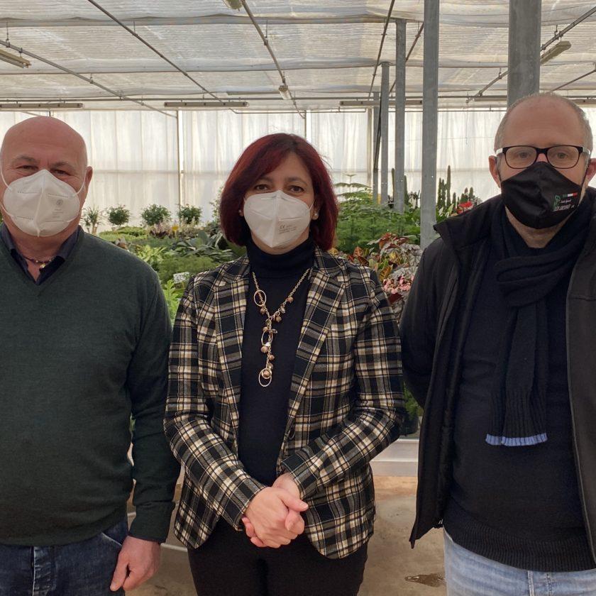A Giacomo Chiarappa e Nicola Nozza il coordinamento dei floricoltori di Assofloro